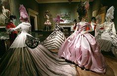Dresses by John Galliano Victorian Vogue