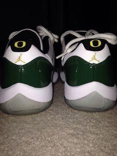 "Air Jordan 11 Low ""Oregon Ducks"" PE (Teaser) | KicksOnFire.com"