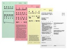 Minibar Artist Space < New : Martin Martonen in Stuff i like