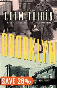 Brooklyn by Colm Toibin Great Books To Read, My Books, Brooklyn Book, Colm Toibin, Find Work, Writing Styles, Women In History, Historical Fiction, The Book