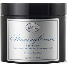 Use the code EP50get25 for $25 off your first order of $50 or more. Shop ART OF SHAVING OCEAN KELP SHAVING CREAM 5OZ