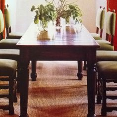 1000 Images About Narrow Dining Table On Pinterest Narrow Table Narrow Di