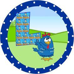 Lottie Dottie, Alphabet, Free Sign, Kids Cards, Christmas Tree Ornaments, Smurfs, Free Printables, Kids Rugs, Chicken