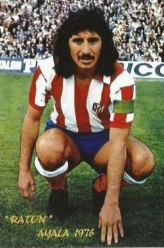 Ruben Ayala of Atletico Madrid in At Madrid, Image Foot, Association Football, Best Football Players, Athletic Clubs, Big Men, Persona, Soccer, Sports