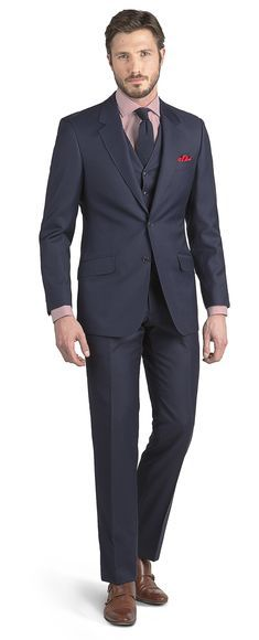 Buy Charcoal Flannel Slim Fit Suit: Jacket from the Next UK online ...