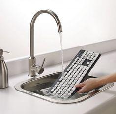 Washable Keyboard by Logitech - $27