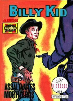 Falcao S2 858: Billy Kid (1977)   Tralhas Varias