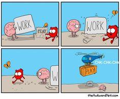 Play beats Work..... everytime!