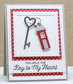 No Place Like Home Card Kit - Jody Morrow #mftstamps