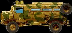 Modern Warfare, Military Vehicles, South Africa, Monster Trucks, Army, Cold War, Weapons, Gi Joe, Weapons Guns