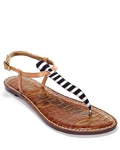sam edelman gigi sandals $65. Have these in black and want them in every color!
