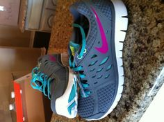 Nike shoes love them! :)