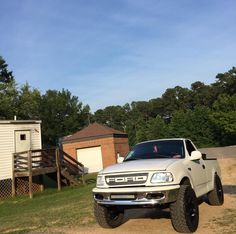 Lifted Dually, Lifted Ford Trucks, Pickup Trucks, Future Trucks, New Trucks, My Dream Car, Dream Cars, 2003 F150, F150 Truck