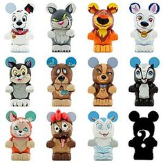 Disney Vinylmation Whiskers and Tales Series ... I need this!