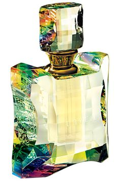 •❈• Unveil Ajmal perfume - a fragrance for women 2007 - beautiful bottle!