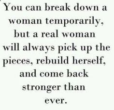 And thats why Im still here and stronger than youll ever dream of being. I dont NEED a man to have what I have... I choose to follow him. Without that moron that youve brainwashed into thinking you gave birth to his biological children, you would have nothing. Absolutely NOTHING. Thats sad. I pity you... kinda.