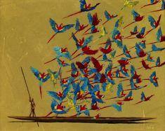 Recuerdos - Pedro Ruiz (Colombia) #colombia #colombia #illustration
