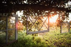 wedding decor for a country wedding.frame black and white engagement photos and hang them (maybe every other frame being window pane)? Window Frame Decor, Hanging Picture Frames, Window Panes, Wedding Themes, Wedding Events, Our Wedding, Wedding Ideas, Decor Wedding, Engagement Inspiration