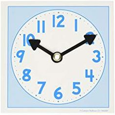 Large Ideal School Supply Clock Dial