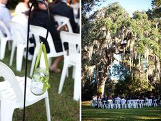 Florida Garden Wedding: Part 1