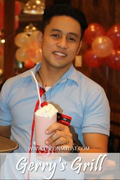 6 COOLEST SUMMER DRINKS | GERRY'S GRILL BACOLOD