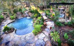 Pool / Waterfall