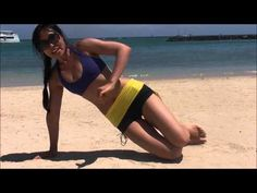 Sea Inspired Pilates Workout