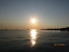 Una bella postal desde Cd del Carmen Campeche mi isla del encanto!!!
