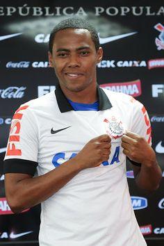 Sport Club Corinthians Paulista - Elias is back!