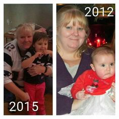 Here is one of my biggest inspirations in my journey to a healthier life.  Since its #tbt I thought I'd share a pic from when I had no motivation and probably felt the worst I ever have physically and emotionally.  A lot had happened in the 3 years leading up to the picture on the right.  My dad passed away I got married and became a mom instantly to 2 stepsons had 2 miscarriages and a late term loss at 20 weeks.  I became a mom to my daughter Abby 6.5 weeks early.   Adjusting to life with…