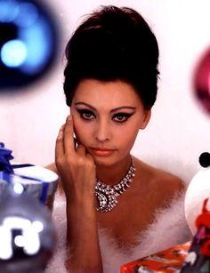 Sofia Loren portrait