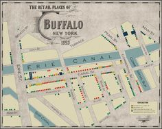 239 Best historic Buffalo area images
