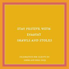 Shawls, Holi, Celebrities, Celebs, Holi Celebration, Celebrity, Famous People