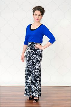 Do you love this bold, striking outfit? There's a reason why. Find out your TYPE of beauty at http://dressingyourtruth.com