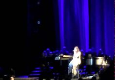 Idina Menzel -Learn to Live Without from Radio City Music Hall