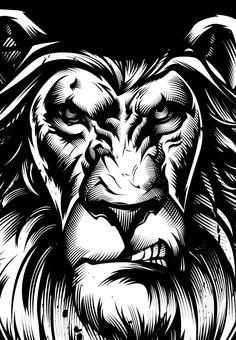 Lion - Dayne Henry Jr
