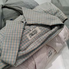 Esoteric Survey: Ray Eames / In the Spotlight  Charles Eames' shirts!