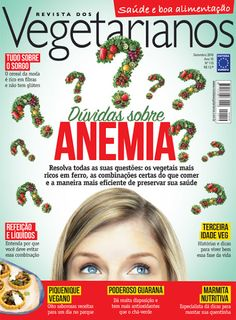 Revista Vegetarianos -  Setembro 2016