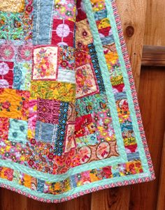 Mama Roux: For the Love of Anna! Jewel Box Quilt.