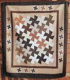 french braid quilts with a twist   twister quilt   Caramel Twist Quilt Pattern - The Virginia Quilter