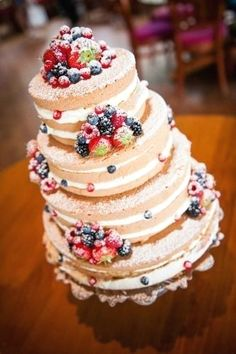 21 Rustic Berry Wedding ceremony Cake Inspirations for the Big Day weddingideasfall Everything content weddingsupplies happy Berry Wedding Cake, Big Wedding Cakes, Summer Wedding Cakes, Creative Wedding Cakes, Beautiful Wedding Cakes, Beautiful Cakes, Amazing Cakes, Fruit Wedding, Summer Weddings