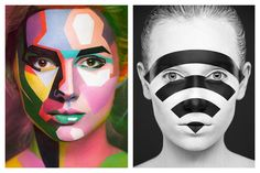 2D or Not 2D door Alexander Khokhlov en Valeriya Kutsan