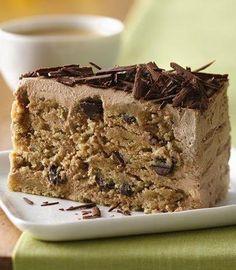 Gluten Free Chocolate Chip Ice Box Cake