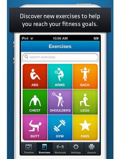 10 best fitness apps for the new year: Fitness Trainer.