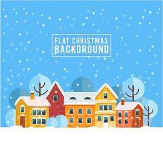En güzel dekorasyon paylaşımları için Kadinika.com #kadinika #dekorasyon #decoration #woman #women free vector Merry Christmas Flat Background