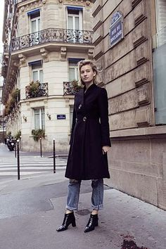 6 Fashion Blogger Fall Looks To Be Inspired By And Shop This Weekend. Always have a classic fall/winter coat!