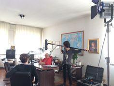 Backstage intervista con la presidente Carla Pedrazzini #OMS #eccellenzadentale #unidi #madeinitaly