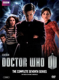Doctor+Who:+The+Complete+Series+Seven+(5+Discs)+(Widescreen)