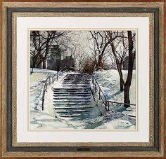 Images  of mae henriksen  bertoni work | Mae H. Bertoni Biography, Works of Art, Auction Results | Artfact