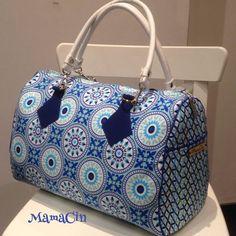 Blanche Barrel Bag  1/03/15